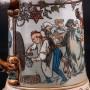 Пивная кружка, 1/2 л, Villeroy & Boch, Mettlach, Германия, 1896 г